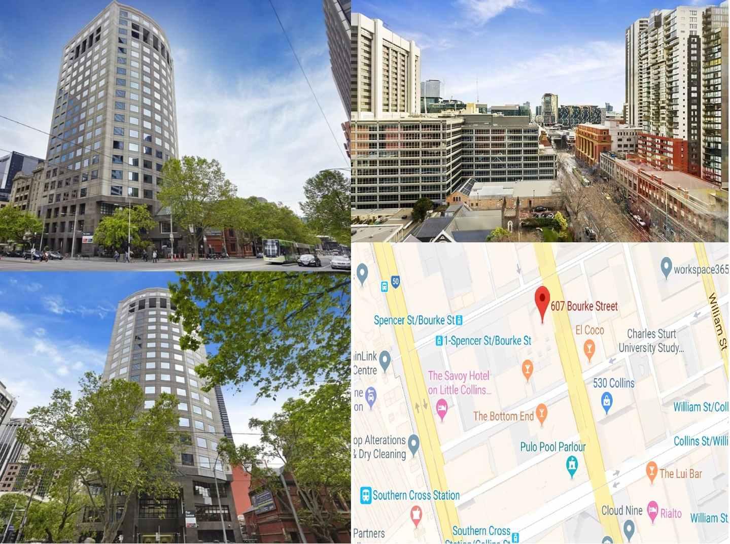 607 Bourke Street Melbourne