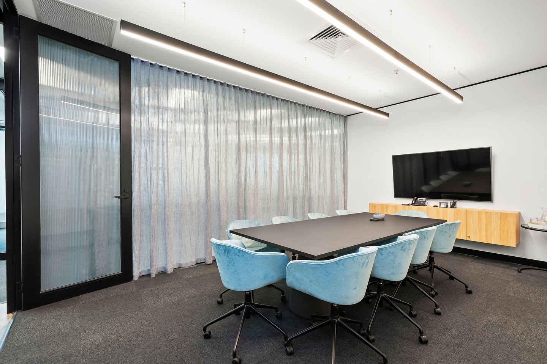 607 Bourke St Meeting Rooms