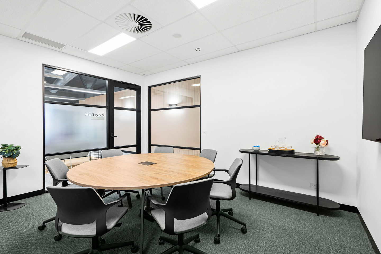 Strawberry Fields Boardroom, Footscray