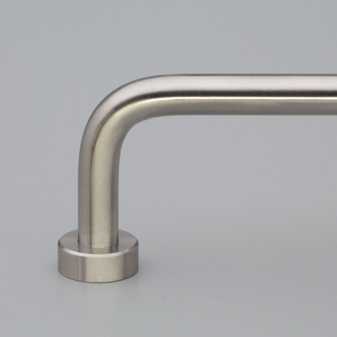 Kitchen Lounge Handle Satin Stainless Steel L795