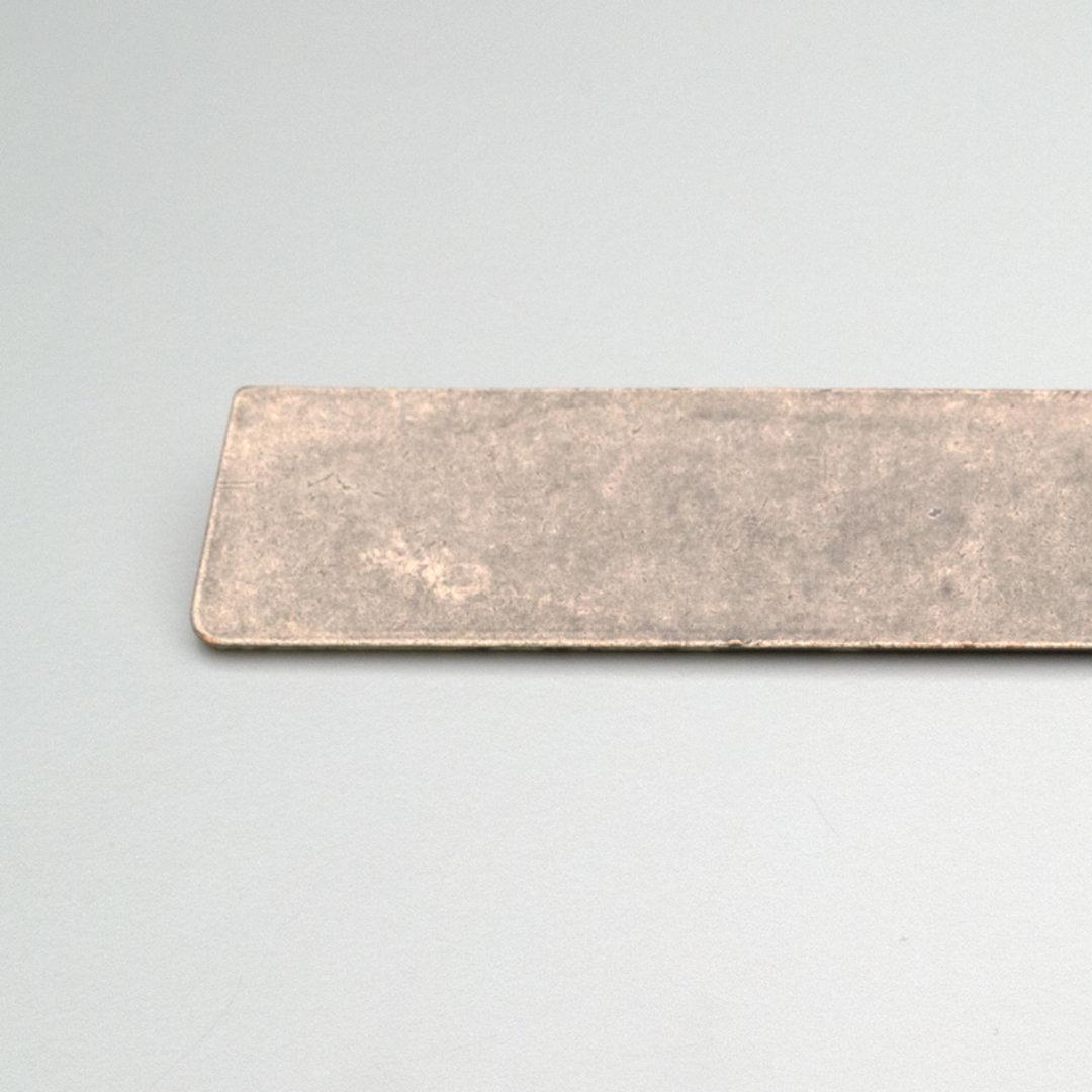Kitchen Kimera Handle Oxidised Tin Matt Finish HT023