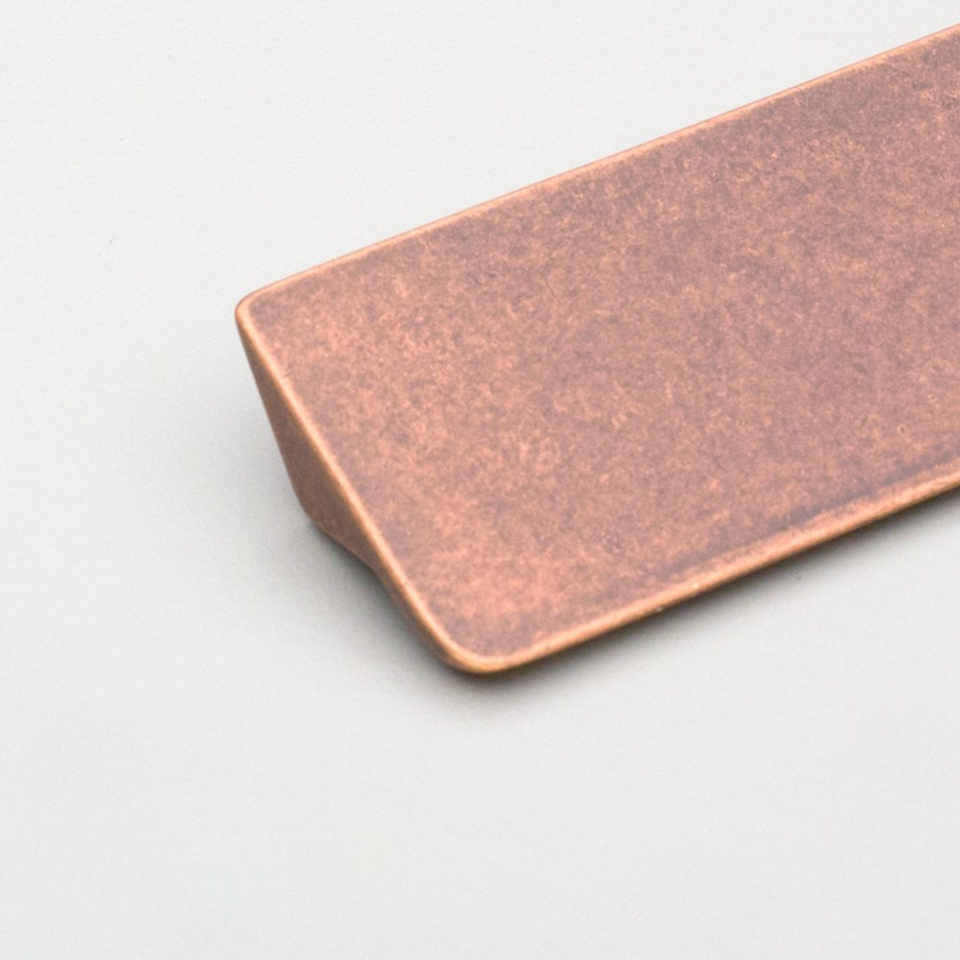Kitchen Kimera Handle Copper Blush Matt Finish HT021