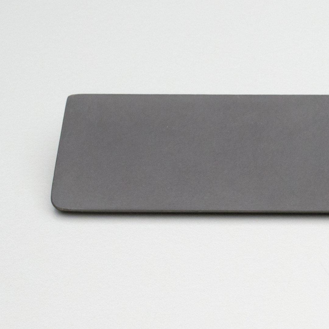 Kitchen Kimera Handle Charcoal Matt Finish HT021
