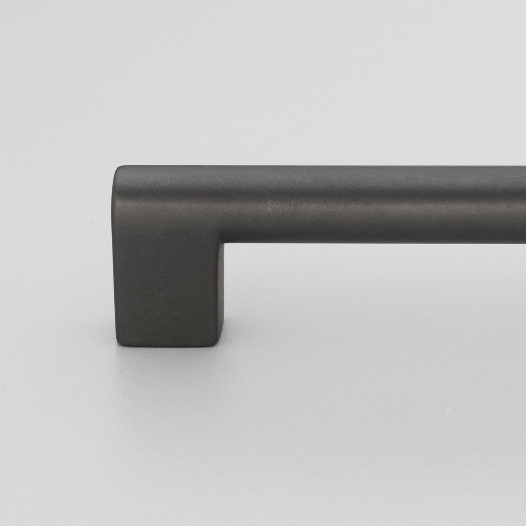 Kitchen Industrial Handle Charcoal Matt Finish HT017