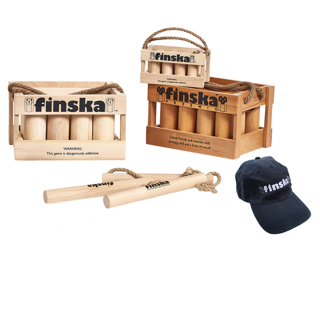 <p>Save over $40.00 when you bundle Original Finska, Finska Preemio, Finska Mini, Finska Launch Bar and the Original Finska Cap.&nbsp;</p><p>FREE DELIVERY AUSTRALIA WIDE</p>