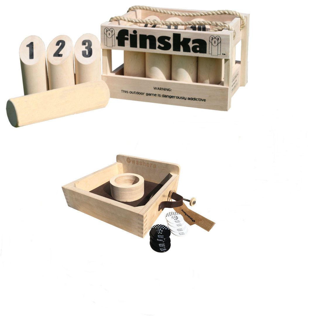 Save over $50.00 when you bundle Original Finska and Washers.FREE DELIVERY AUSTRALIA WIDE