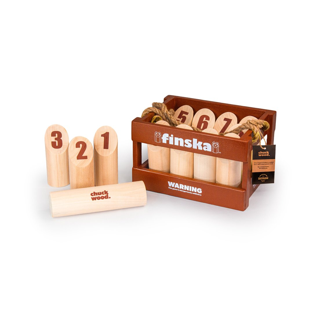 Finska with a funky splash of red. Finska is crafted from quality birchwood.� � FREE DELIVERY AUSTRALIA WIDE