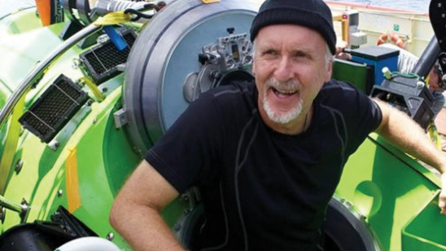 On 26 March 2012, James Cameron, Explorer and Film-maker, in his submersible DEEPSEA CHALLENGER travelled to a depth of 35,756 feet (almost 11kms) to reach Challenger Deep –  the deepest point on the planet at the bottom of the Mariana Trench.  PVIB ensured that James Cameron's record breaking solo dive was insured.
