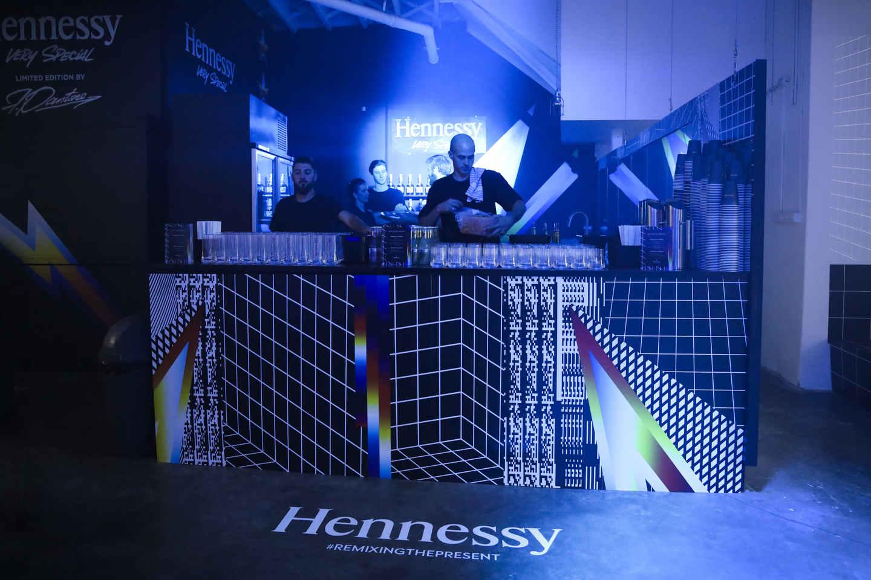 Studio Messa, American Express x Vivid Sydney, Event