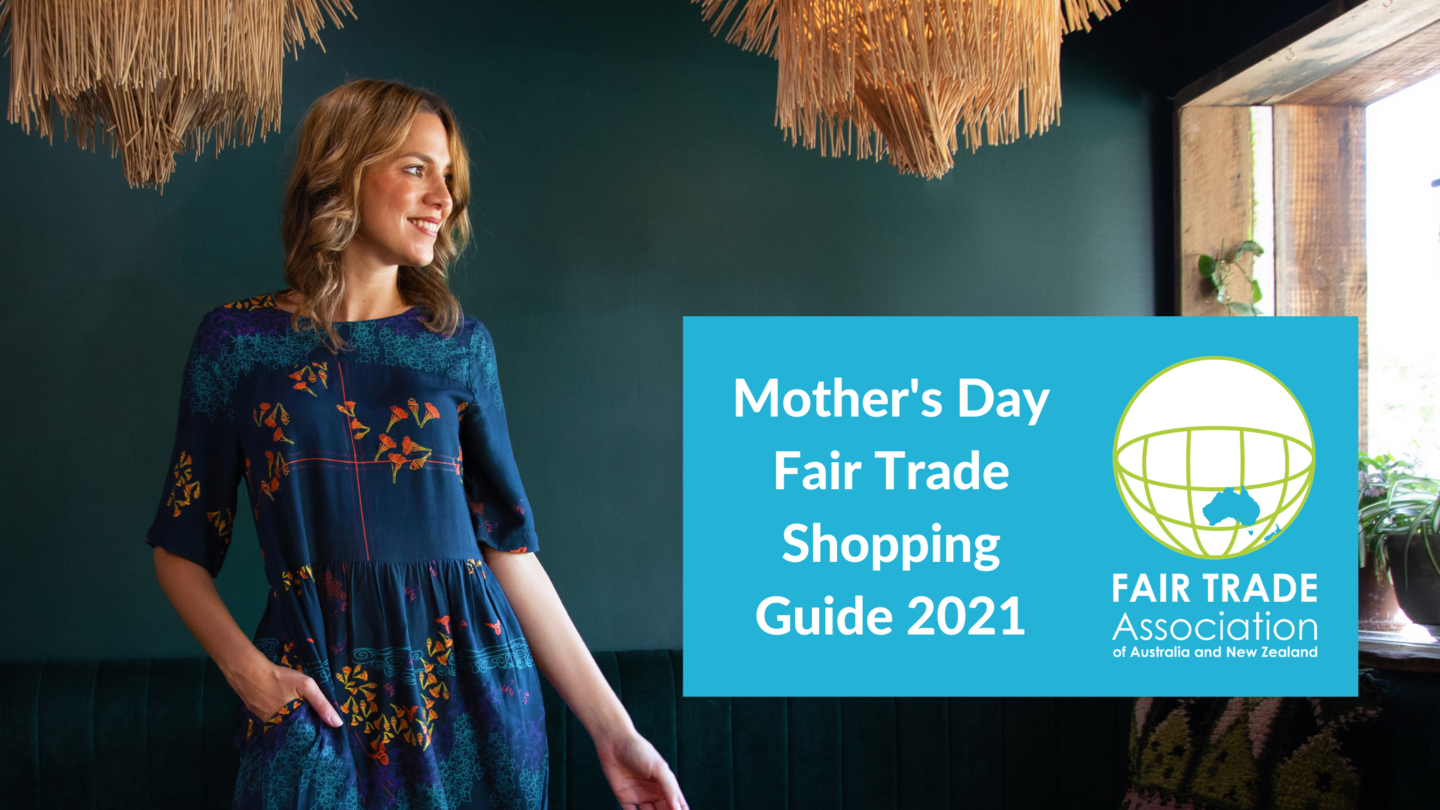 Mother's Day Fair Trade Shopping Guide 2021