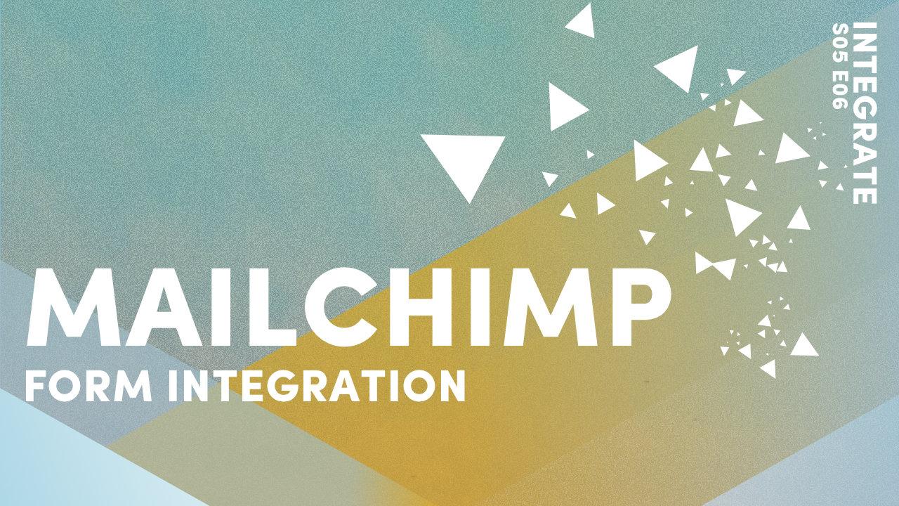 MailChimp Form Integration