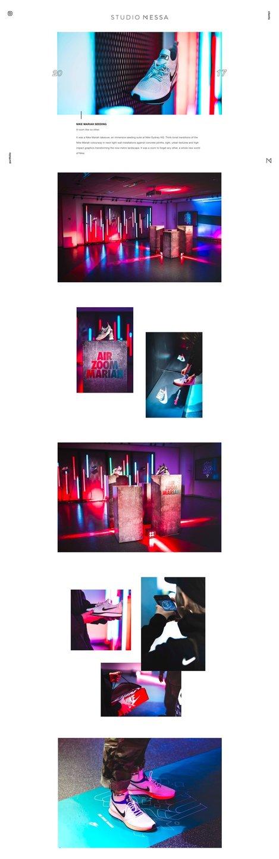 Studio Messa Nike Portfolio