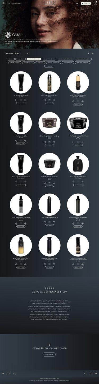 Luxe Ecommerce Website Design